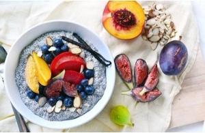 Cure detox 2 Assiette fruits