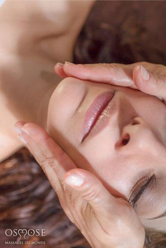 Massage decouverte visage